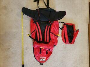 Marlboro Hiking Camping Backpack set Never Used