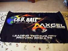 1 T.R.U. Ball Axcel Banner (Nice)