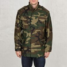 Alpha Industries M-65 Field Coat Woodland Camo size: X-Small