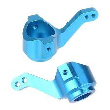 Aluminum Steering Hub (L+R) HSP 1:10 HSP Car Upgrade Parts 102011 Blue