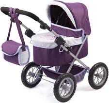 Bayer Design Puppenwagen Trendy mit Wickeltasche und Winddecke