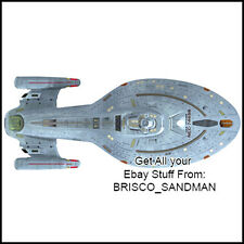 Fridge Fun Refrigerator Magnet STAR TREK SHIP USS Voyager -B- Diecut