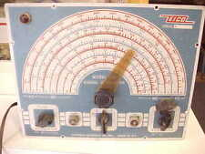 VINTAGE EICO 320 RF SIGNAL GENERATOR (POWERS ON)