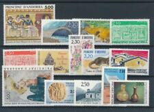 [315978] Andorra good lot of stamps very fine MNH