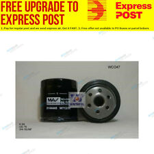 Wesfil Oil Filter WCO47 fits Alfa Romeo 147 3.2 GTA