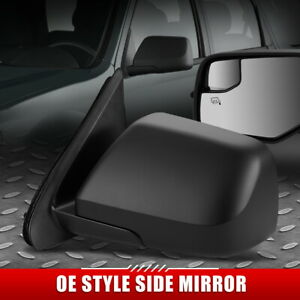 FOR 10-12 FORD ESCAPE MERCURY MARINER OE STYLE POWER+HEATED+BSD LEFT SIDE MIRROR