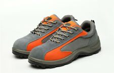 Mens Breathable Steel Toe Work Boots Safety Shoes Casual Hiking Climbing Shoes