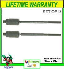 *NEW* SET Heavy Duty EV421 Steering Tie Rod End Front Inner