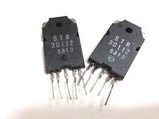 Str30112 Voltage Regulator Sanken Lot Of 5