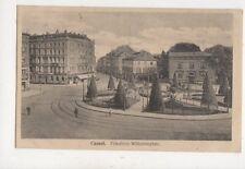 Cassel Friedrich Wilhelmsplatz Germany 1921 Postcard 952a