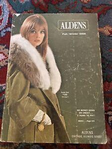 1966 Aldens Catalog Fall Winter Chicago