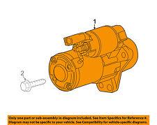 GM OEM-Starter Motor 12674768