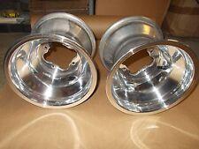 (2) Rims Wheels Rear Yamaha YFZ450 450R Raptor 250 350 660 700 Banshee Warrior