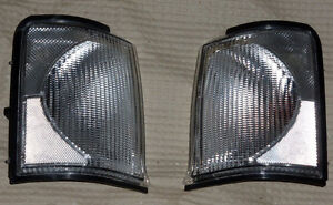Land Rover Discovery 2 1999-2002 EURO Clear Front Corner Lights Lamps Brand NEW
