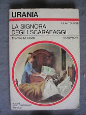 URANIA # 750 - THOMAS M. DISCH - LA SIGNORA DEGLI SCARAFAGGI - OTTIMO