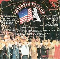 Sondheim Tonight by Various Artists (CD, Nov-1998, Jay Records)