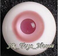 Glass Eye 20mm MD Pink fits SD Super Dollfie Lati 1/3 BJD