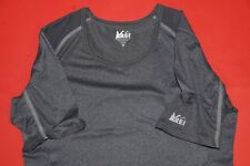 NWOT REI Womens Athletic Sport T Shirt Size:M Hiking Travel Running