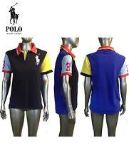 90's Men's Vintage Polo Ralph Lauren, Polo, 4 Color, Shirt Sleeve Polo-Size M