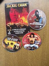 COFFRET JACKIE CHAN 3 DVD
