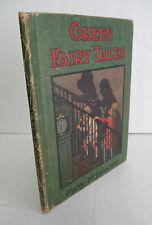 GREEN FAIRY TALES circa 1935, Illustrated