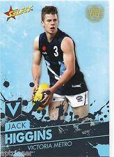 2016 Future Force Base Card (75) Jack HIGGINS Victoria Metro