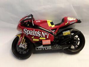 Aprilia RSW 250 * Jorge Lorenzo 2006 * Motorrad * 1:12 Atlas / Altaya