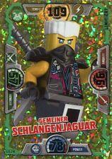 Sammelkarte LEGO Ninjago Serie 3: LE 24 Gemeiner Schlangenjaguar