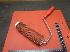 Artex pattern roller paint pattern U54RL62