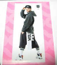 EXO EXO-M GROWL SM LOTTE POP UP LUHAN LIFE SIZE SCROLL BANNER POSTER TYPE A NEW