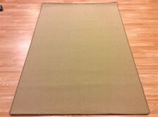 Crucial Trading Wool Kyoto KT993 Beige Olive QUALITY Carpet Rug 135x260cm 60%OFF