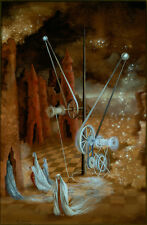 Premonition  by Remedios Varo  Giclee Canvas Print Repro