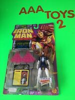 Iron Man Spider Woman Psionic Web Hurling Web Toybiz Action Figure 1994 NIP
