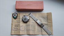 Poljot Sturmanskie 31659 UdSSR Sowjetische Armbanduhr Selten vintage