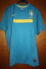Maglia Shirt Maillot Trikot Camiseta Brasile Brazil Brasil Nike