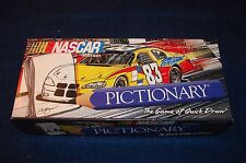 NASCAR PICTIONARY GAME NEW AND UNUSED (VN36)