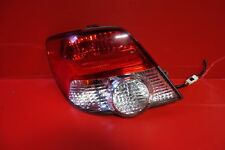 JDM Subaru Impreza WRX RS TS OEM Tail Light Lamp Left Driver LH Wagon 2004-2005