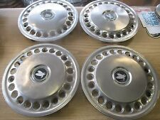 genuine Buick Skyhawk 13 inch hubcaps wheel covers set