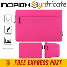 Incipio Truman Protective Padded Sleeve for Microsoft Surface Pro 4 /Pro 3- Pink