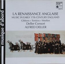 La Renaissance Anglaise - Music In Early 17th Century England