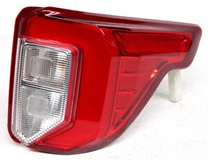 OEM Ford Explorer Right Passenger Side Tail Lamp LB5Z-13404-A Lens Crack