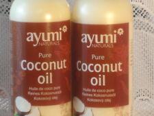BN 2 x AYUMI PURE COCONUT  OIL HEALTH+SKINCARE+MASSAGE 500 ml