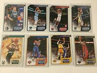 2019-2020 Panini Chronicles basketball - Complete Your Set - Threads #'s 76-100
