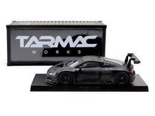 Tarmac Works 1:64 Audi R8 LMS Art Car Eric Kot 4A Like Black Limited Edition 999