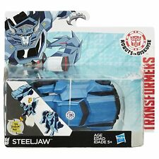 Hasbro Transformers Robots in Disguise One-Step Changers Figure - Steeljaw