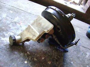 ford fiesta st brake servo/master cylinder 2002-208 reg