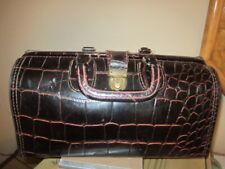 Antique UpJohn Homa Leather Dr. Tool Duffle Messenger Bag