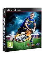 PS3-Rugby League Live 3 /PS3  (UK IMPORT)  GAME NEW