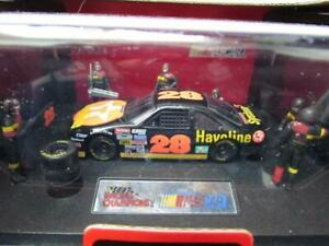 1993 Racing Champions 1:43 Scale Davey Allison Pit Stop Showcase
