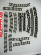 AM884-1# 23x Märklin H0 Bastler-Gleisstück (K-Gleis): 2141+2200+2221+2210 etc